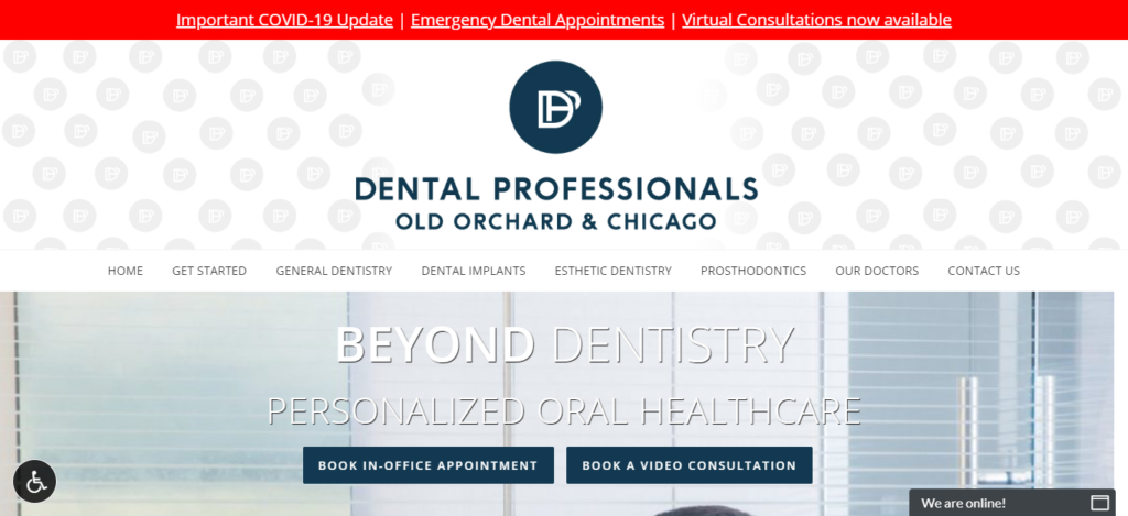 dental professional in chicago